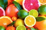 Oranges, grapefruit, lemons, limes