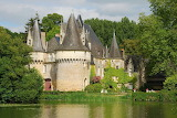 Chateau de Bazouges - France