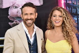 Blake Lively,Ryan Reynolds,my fav actors.