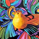 Psychedelic pear, Marina Petro