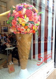 Of Things Giant - Ice Cream Cone in Lisbon