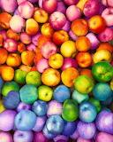 Rainbow Apples