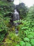 Lister Park waterfall