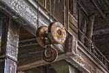 factory interior-lost places