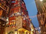 Christmas Bears In Strasbourg, France