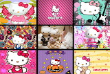 ☺ Collage- Hello Kitty