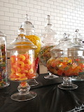 Candy in Decorative Jars - POTW