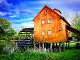 Mill, Slovakia