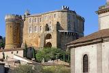 Chateau de Suze la Rousse - France