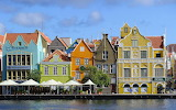 colourful Curacao