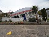 ^ Steepest residential street, Baldwin Street, in Dunedin, New Z