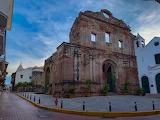Abandoned church Casco Antiguo Panama