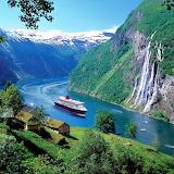 Norwegian Fjord...