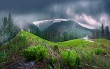 Mountain-rain-nature-landscape