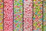 Bins of Marshmallows