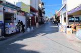 Hersonissos beach street