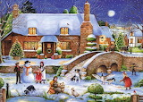 Idyllic Christmas by Debbie Cook...