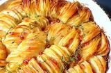 ^ Crispy roasted potato slices