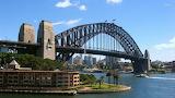 Sydney Bridge. Sydney, Australia