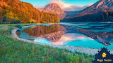 Autumn in the Rockies of Idaho II by auricle99 from magic jigsaw