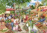 The Farmers' Market - Debbie Cook