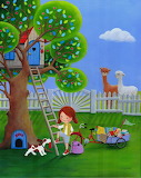 Tree House - Iwona Lifsches