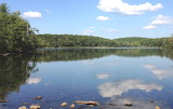 Mile 1288 New Jersey Sunfish Pond View A