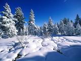 Mooie-sneeuw-achtergrond