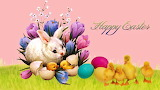 #Bunny & Easter Friends