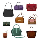 Handbag illustrations