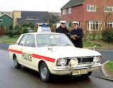 1966 Ford Cortina Police car