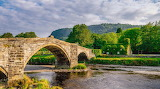 Pont Fawr, Wales