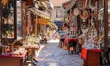 Bosnia & Herzegovina, Sarajevo, Bascarsija, old bazaar