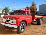 Ford F700 truck 1965 in Australia
