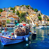 * Beautiful Greece...
