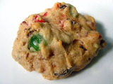 ^ Fruitcake Christmas Cookies