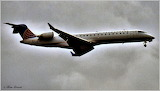 Bombardier CRJ 701 Rendered