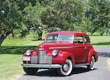 1940 Chevrolet Special DeLuxe Town Sedan