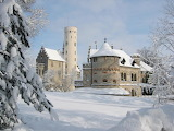 Castle-Liechtenstein-in-winter
