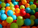 #Colorful Balls