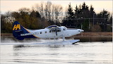 DHC3 Turbo Beaver Fraser River 2017