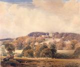 Gledstone House, Yorkshire, c.1838, Peter De Wint