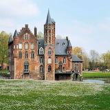 Wissekerke-castle-Belgium