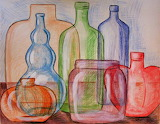 #Bottle Still Life