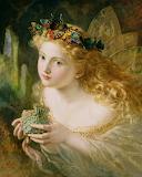 Fair Face Fairy, Sophie Anderson