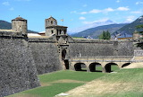 Arrival At The Jaca Citadel