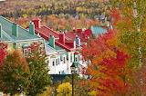 Mont Tremblant en automne