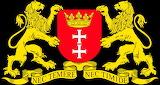 Coat of arms - Gdańsk