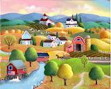 ^ Steve Klein - folk art