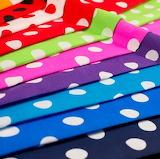 Polka-dot-fabric